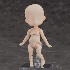 Nendoroid Doll archetype: Girl (cream)