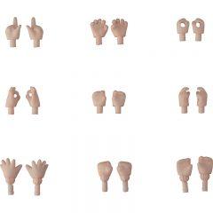 Nendoroid Hand Parts Set (cream)