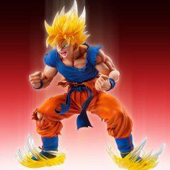 Chozo Art Collection Super Saiyan Son Goku Ver.2
