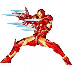 Amazing Yamaguchi No.013 Iron Man Bleeding Edge Armor