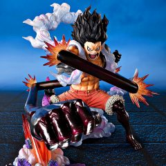 Figuarts ZERO Monkey D. Luffy Gear 4 -Snakeman Ouda-
