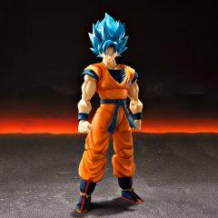 S.H.Figuarts Super Saiyan God Super Saiyan Son Goku -Super-
