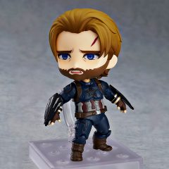 Nendoroid 923-DX Captain America Infinity Edition DX Ver.