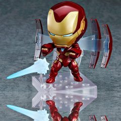 Nendoroid 988-DX Iron Man Mark 50: Infinity Edition DX Ver.