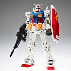 GUNDAM FIX FIGURATION METAL COMPOSITE RX-78-02 Gundam (40th Anniverary Commemoration Ver.)