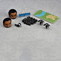 Nendoroid More Black Panther Extension Set