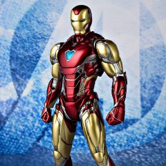 S.H.Figuarts Iron Man Mark 85