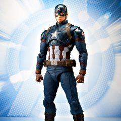 S.H.Figuarts Captain America